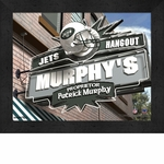 New York Jets Personalized Sports Room / Pub Sign Print