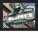 Philadelphia Eagles Personalized Sports Room / Pub Sign Print