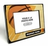 Phoenix Suns Black Wood Edge 4x6 inch Picture Frame