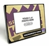 Sacramento Kings Black Wood Edge 4x6 inch Picture Frame