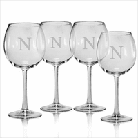 16oz.Ballon Wine Glasses  from Susquehanna Glass