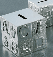 Alphabet Block Bank