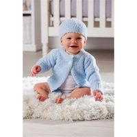 Chenille Sweater and Hat Set