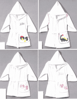Children's Hooded Cover Ups