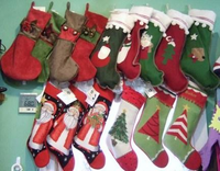 Christmas Stockings-Limited Stock