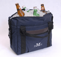 Embroidered Soft Side Cooler