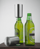 Leonardo deCapper Bottle Opener