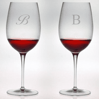 Set of 16oz All Purpose Wine Glasses from Susquehanna Glass