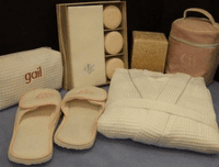 Spa and Bathroom Gift Items