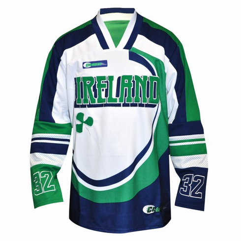 Croker Performance Hockey Jersey.  Ireland Hockey Shirt