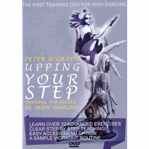 Upping Your Step DVD