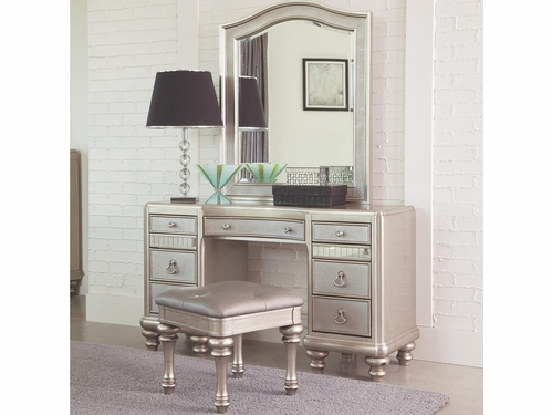 3PC Vanity Set/Stool