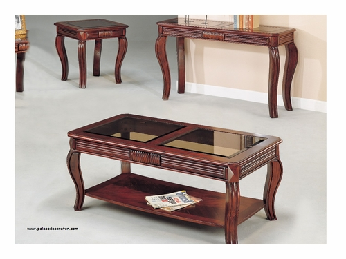 3PCs Pack Coffee/End Table set