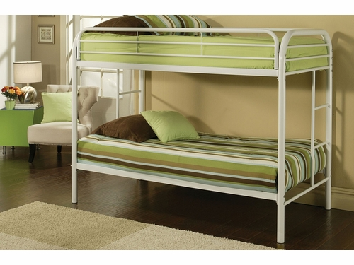 Acme Furniture Item 02188: Thomas Twin/Twin  Bunk Bed