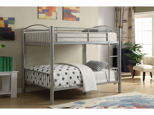 Acme Furniture Item 37390: Cayelynn Convertible Full/Full Bunk Bed