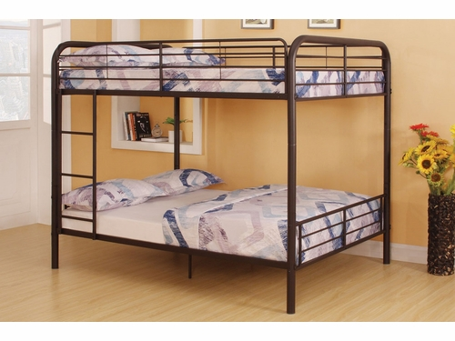 Acme Furniture Item 37433: Bristol Convertible Full/Full Bunk Bed