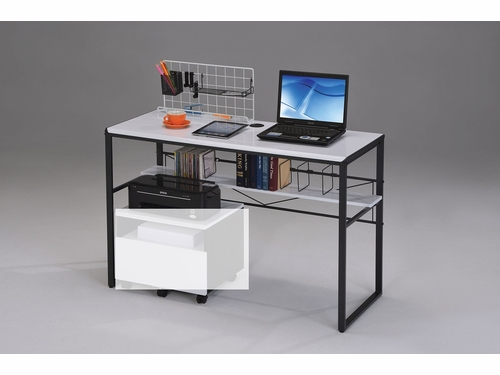 Acme Furniture Item 92072: Ellis Computer Desk