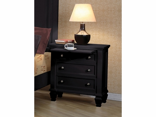 Coaster Furniture Item 201322: Sandy Beach collection Nightstand