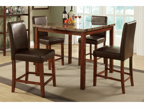 Counter Height Dinette Set
