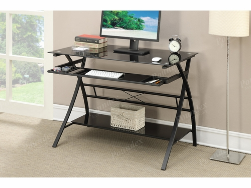 Poundex Furniture Item F3034: Basic Writing Desk