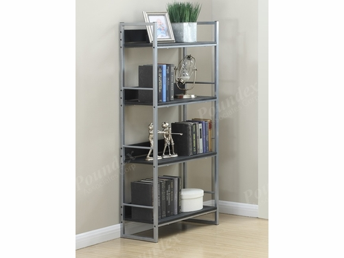 Poundex Furniture Item F3055: 4 Tier Shelf