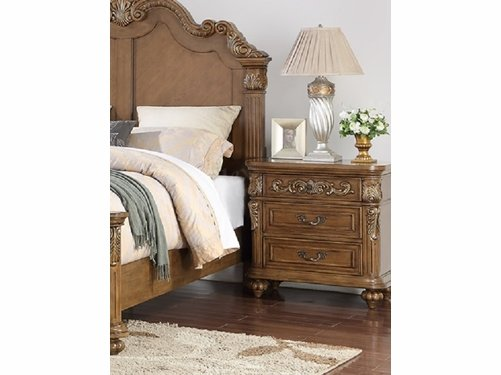 Poundex Furniture Item F4931: Nightstand