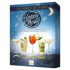 Abtey Happy Hour Liqueur Chocolate Advent Calendar - Sold Out 2020