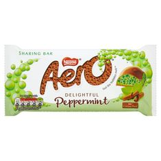 Aero Mint Sharing Bar - 100g - Sold Out