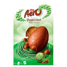 Aero Peppermint Mini Eggs Egg - 270g - Sold Out 2021