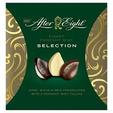 After Eight Mint Selection Box - 122g -Sold Out 2020