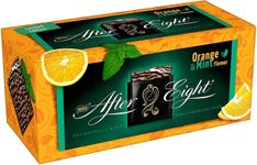 After Eight Orange & Mint  Dark Chocolate Thins - Limited Edition - 200g - Sold Out