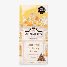 Ahmad Camomile & Honey Calm - 15ct Bags - 1 In Stock