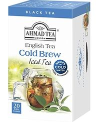 Ahmad English Cold Brew Iced Tea - 20ct Bags - Sold Out