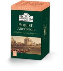 Ahmad English Afternoon - 20ct Bags - 5 In Stock