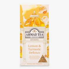 Ahmad Lemon & Turmeric Defence - 15ct Bags - Sold Out