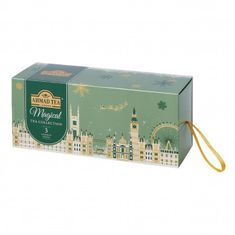 Ahmad Magical Tea Collection - 30ct Bags - Sold Out 2020