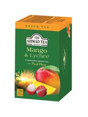 Ahmad Mango & Lychee - 20ct Bags - Sold Out