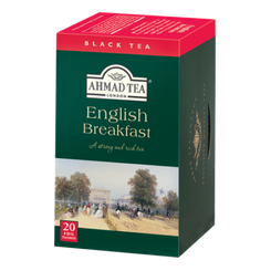 Ahmad English Breakfast - 50ct Bags