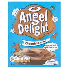 Angel Delight Chocolate - 59g - Low Stock
