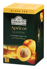 Ahmad Apricot Sunrise - 20ct Bags - 3 In Stock