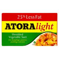 Atora Shredded Vegetable Suet - 200g