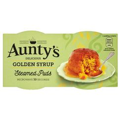 Aunty's Golden Syrup Puds - 190g