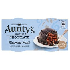 Aunty's Chocolate Puds - 190g - Sold Out