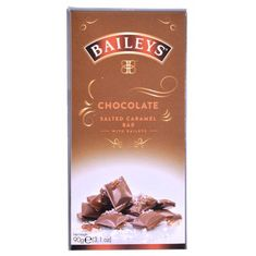 Baileys Chocolate Salted Caramel Bar - 90g - Sold Out