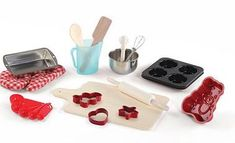 Baking and Cooking Essentials