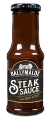 Ballymaloe Steak Sauce with Irish Stout - 250g - 5 In Stock