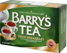 Barry's Irish Breakfast - 80ct Bags