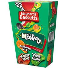 Maynards Bassetts Mix Ups Carton - 400g - Sold Out