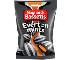 Maynards Bassetts Everton Mints - 192g