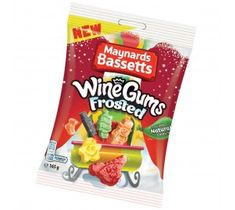 Maynards Bassetts Frosted Wine Gums - 165g - Sold Out